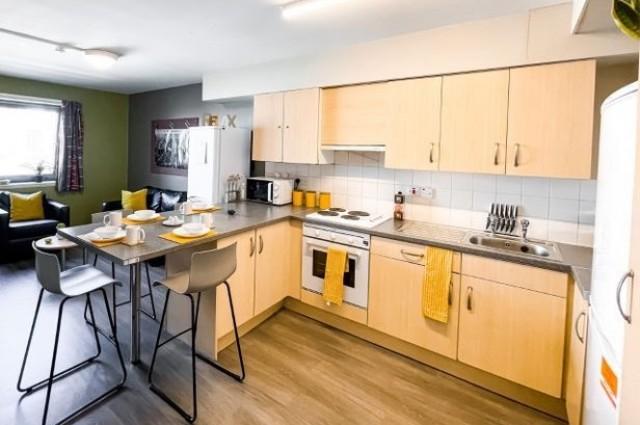 Image of room for rent in flatshare Birmingham, West Midlands B4 sixth photo
