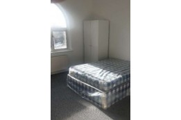 Image of room for rent in flatshare Wembley, London HA9