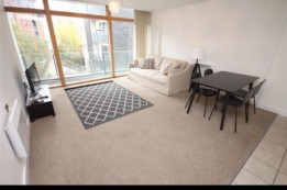 Image of room for rent in flatshare Manchester M4