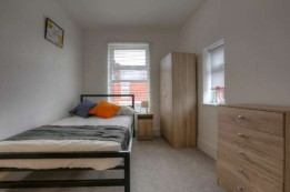 Image of room for rent in house share Stockport, Manchester South SK3