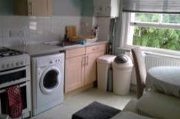 Image of room for rent in flatshare Kensington W14
