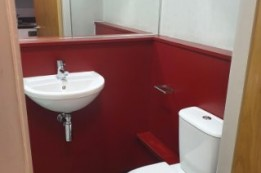 Image of studio for rent in Manchester M14