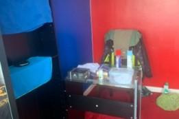 Image of room for rent in house share Milton Keynes, Bucks. MK3