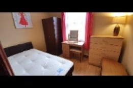 Image of room for rent in house share Southampton, Hants. SO15