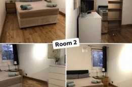 Image of room for rent in flatshare Chiswick , London W4