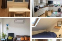 Image of room for rent in house share Woodford Green, London IG8
