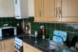 Image of room for rent in flatshare Cannock, Staffs. WS11